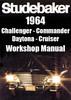Thumbnail STUDEBAKER Challenger, Cruiser, Daytona 1964 Shop Manual