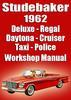 Thumbnail Studebaker 1962 Shop Manual