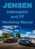 Thumbnail JENSEN Interceptor Series 2 and 3 Workshop Manual