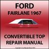 Thumbnail ford fairlane convertible repair 1967.pdf