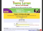 Traffic Lottery Script (MRR)