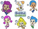 Thumbnail BUBBLE GUPPIES EMBROIDERY DESIGNS
