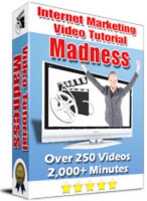 Pay for The Internet Marketing Video Tutorial Madness - 256 Videos
