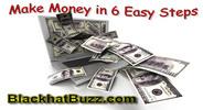 Thumbnail Making Money in 6 easy Steps
