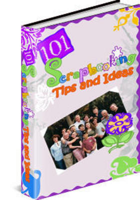 Pay for Learn 101 Scrapbooking Tips