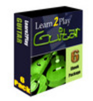 Pay for Learn to play guitar 6 ebooks - Download eBooks