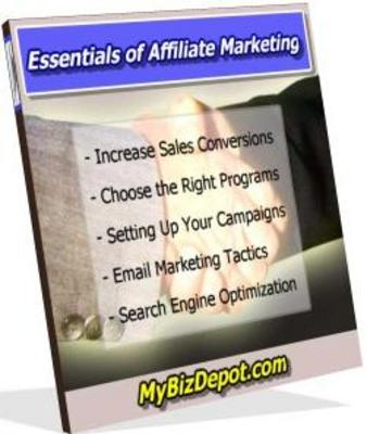 Pay for Essentials Of Affiliate Marketing Learn Affiliate Marketing