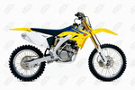 Thumbnail 2007 Suzuki RM Z250K8 Service Repair Manual DOWNLOAD