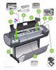 Thumbnail HP C2858A C2859A Drafting Plotters Service manual