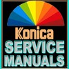 Thumbnail Konica Copier 1216 2223 & parts Catalog Service manual