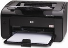 Thumbnail HP LaserJet Professional P1100 Series Printer Service manual