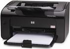 Thumbnail HP LaserJet Professional P1100 Series Printer Service manual