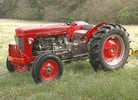 Massey Ferguson MF35 Tractors Workshop Service manual