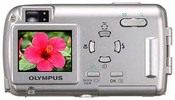 Olympus Stylus(Mju) 300/400 Digital Service manual