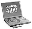 Thumbnail HP OmniBook 4100 4500 Service manual