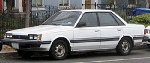 Pay for 1989 Subaru Loyale Leone EA82 Service Repair manual DOWNLOAD