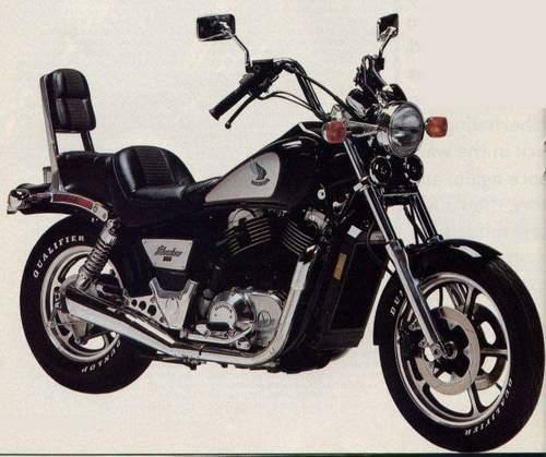 1984 Honda Vt700c Vt750c Workshop Service Repair Manual
