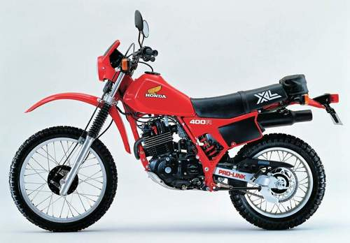 Pay for 1982 Honda XL400R XL500R Workshop Service Repair Manual DOWNLOAD