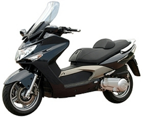 download kymco xciting 500 x500 scooter service repair workshop manual