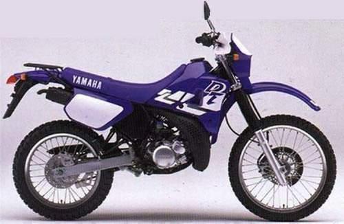 1988 Yamaha Dt 125r Service Repair Manual Download Tradebit