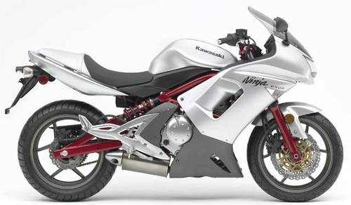 Pay for 2005 Kawasaki Ninja 650R&ER6F Service Repair Manual DOWNLOAD