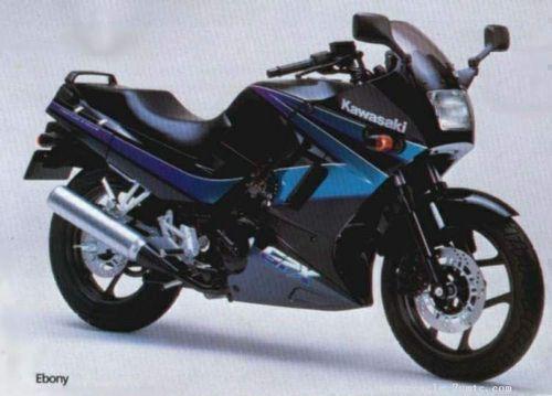 Pay for 88-05 Kawasaki Ninja GPX250R Service Repair Manual DOWNLOAD