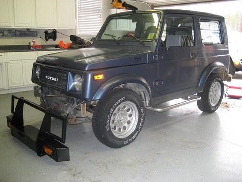 Pay for 1988 Suzuki Samurai Service Repair manual DOWNLOAD