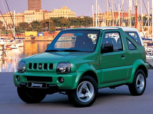 Pay for 2002 Suzuki Jimny N413 Service Repair manual DOWNLOAD