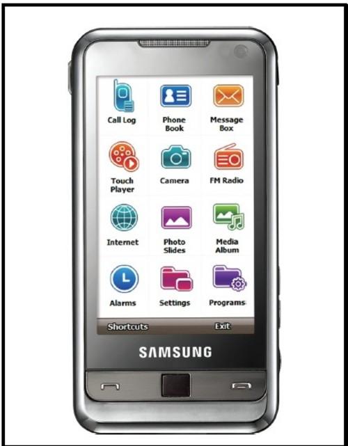 2008 Samsung Sgh
