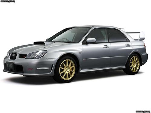 2006 subaru impreza car manual
