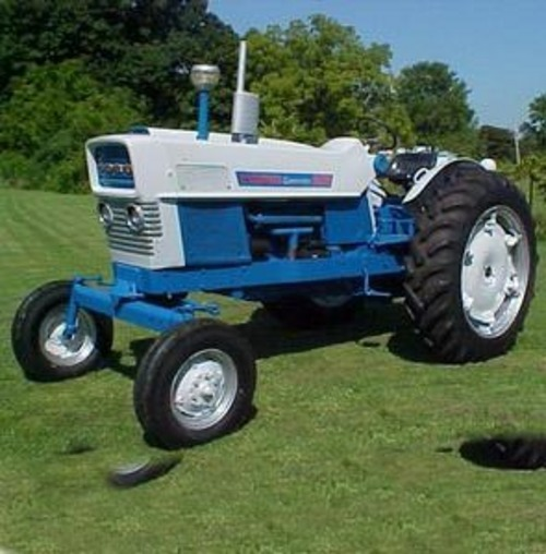 Ford 800 Tractor : Ford series and tractors power steering