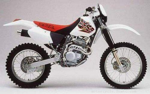 Pay for 1995 Honda XR 250 Workshop Repair manual DOWNLOAD