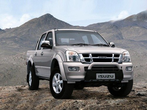 1999-2002 Isuzu Trooper&Rodeo&Amigo&Vehicross&Axiom Workshop - Down...