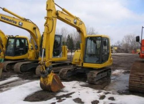 Pay for Komatsu PC400(LC)/450(LC)-7 Excavator Workshop Repair manual