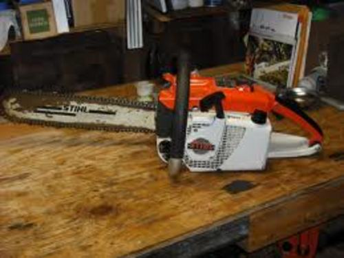 Stihl 031 032 Service Workshop Repair Manual Download