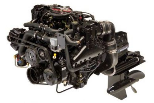 mercruiser engine removal instructions
