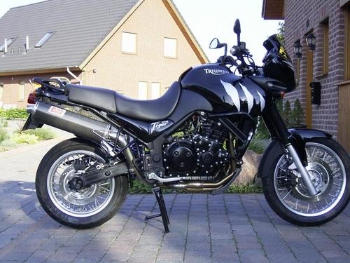 2004 Triumph Tiger 955i Cowl