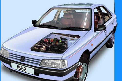 1988 1997 peugeot 405 workshop repair manual download download ma rh tradebit com Peugeot 607 Peugeot 607