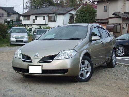 Pay for 2001 Nissan Primera Workshop Repair manual DOWNLOAD