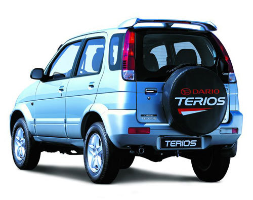 1997 daihatsu terios j100 workshop repair manual download. Black Bedroom Furniture Sets. Home Design Ideas