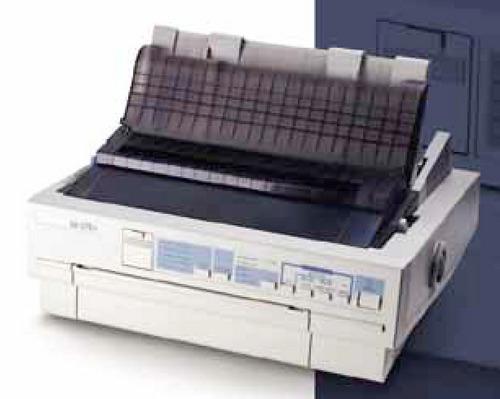 Epson lq-570+ lq-1070+ users guide printer manual no registration.