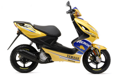 1997 Yamaha Aerox Yq50 Service Manual Download