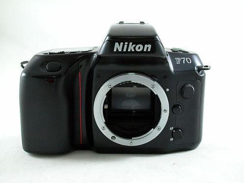 Nikon F70 N70 Repair Manual