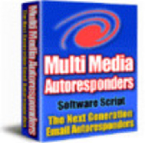 Pay for Multi Media Autoresponders with resell rights