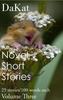 Thumbnail Novel Short Stories Volume 3