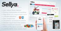 Thumbnail Sellya - Responsive OpenCart Theme