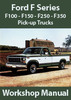 Thumbnail Ford F-Series 1980-1995 Workshop Repair Manual