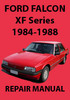 Thumbnail Ford Falcon XF 1984-1988 Workshop Service Repair Manual