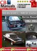 Thumbnail Mercedes 300 D Turbo 1982-1985 Service Manual