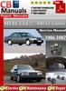 Thumbnail Mercedes 300 D Turbo 1986-1987 Service Manual